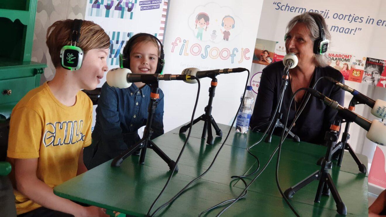 Livestream: Filosoofje podcast