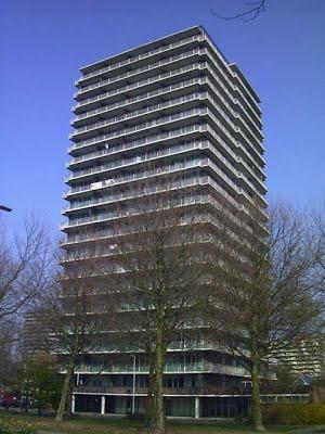 Is een flatgebouw natuur?